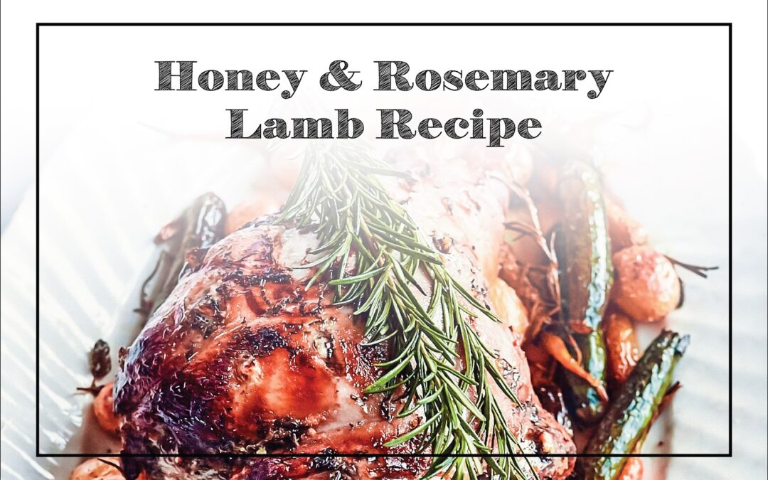 The Most Delicious Rack of Lamb Recipe