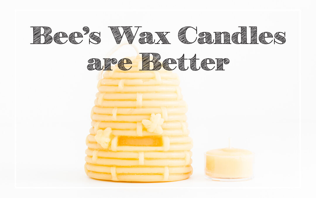 Beeswax Is Simply Better: Here's Why